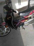 出售二手8成新摩托车